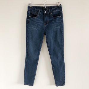 DSTLD Hi-Waisted Skinny Jeans Size 27